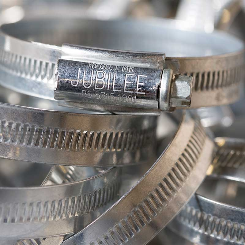Jubilee Clamps